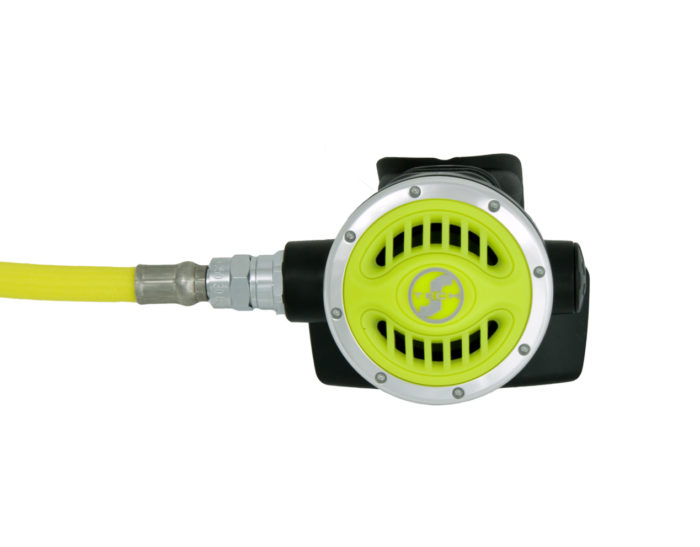 automat oddechowy scubatech Oktopus R 3 TEC wąż LP 90 cm Proflex