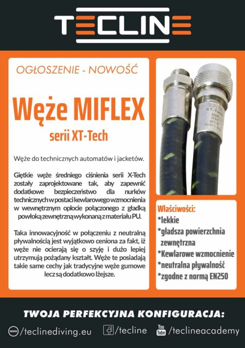 Wąż XT-Tech LP